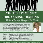 Dominican Center to host youth community organizing training