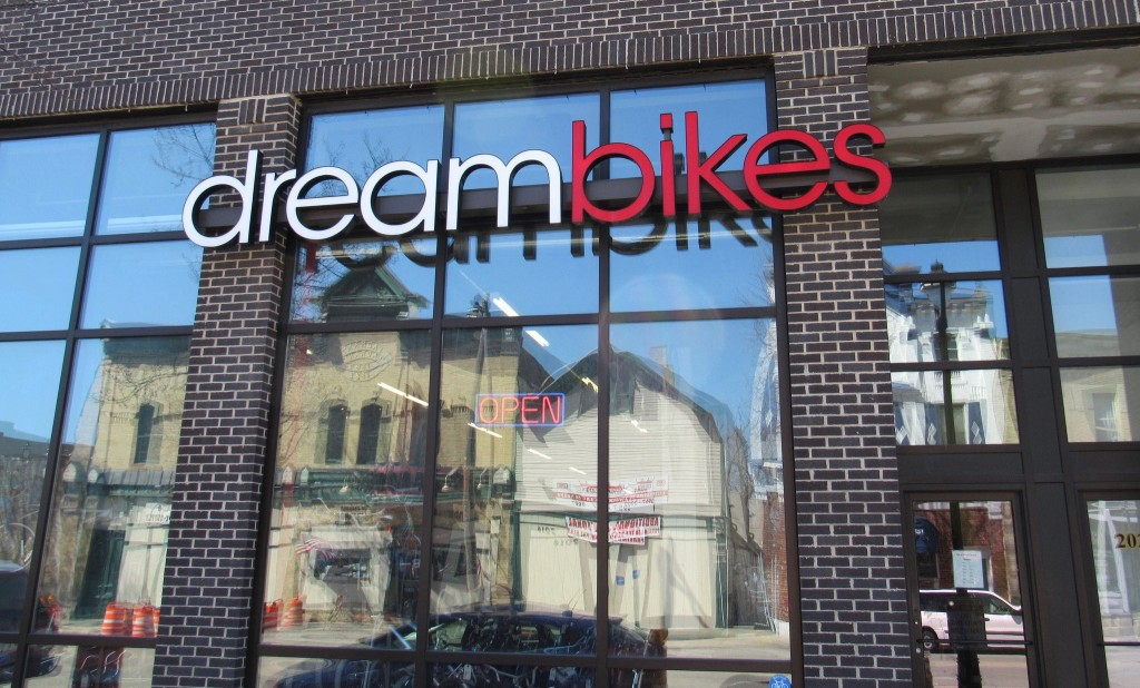 DreamBikes of Milwaukee is a nonprofit organization employing area youth and providing community members with affordable bicycles. (Photo by Morgan Hughes)