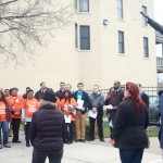 Community leaders gather to take a stand against racism