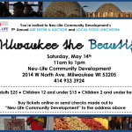 Announcing Neu Life Community Development's 2016 Art Show & Auction event