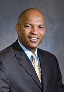 Milwaukee Board of School Directors President Mark Sain