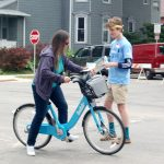 Bronzeville and Walker Square residents welcome Bublr Bikes to their neighborhoods