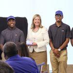 MKE Fellows program provides mentors, college scholarships for black men