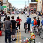 Second annual Ciclovía brings Milwaukeeans together on bikes