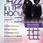 4th Annual Jazz in the Hood