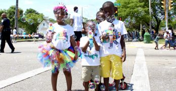 Juneteenth Day Festival honors history while celebrating the present