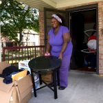 Westlawn residents move out, ahead of September demolitions