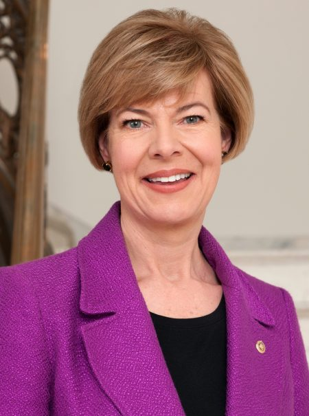 Sen. Tammy Baldwin co-authored the Stronger Way Act. (Photo courtesy of Tammy Baldwin)