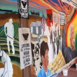 Mural honors UMOS legacy, connects past and current movements for equal rights