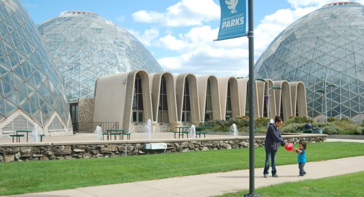 Tropical Dome reopens at Mitchell Park; long-term future of Domes still unclear