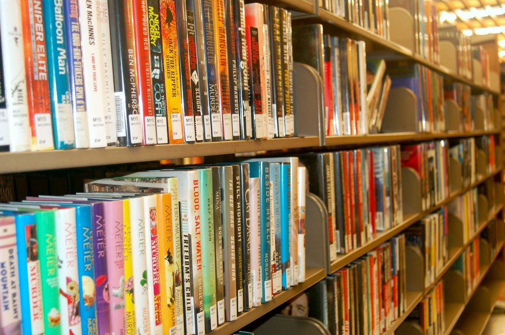Forest Home Library is one of the Milwaukee Public Library locations where people can participate in the fine forgiveness program. (Photo by Brittany Carloni)