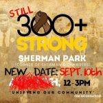 300+ Strong movement to host 2nd annual community rally at Sherman Park