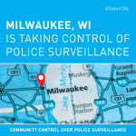 Community organizations push for accountability of police use of surveillance technology
