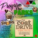 Program the Park presents: Sherman Park coat drive