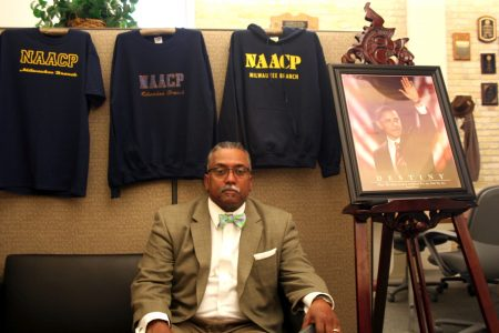 Milwaukee NAACP President Fred Royal has been vocal about the need to improve the RPP. (Photo by Jabril Faraj)