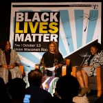 Co-founders of Black Lives Matter movement urge students to 'get engaged'