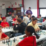 Chess Federation teaches kids to 'think a couple moves ahead'