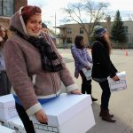 Centro Hispano Milwaukee hosts 47th annual Thanksgiving food drive
