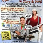 Safe & Sound to host Heralds of Hope in Story & Song, an alternative holiday music & literary show