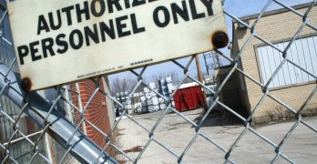 Residents express concern about handling of chemicals in nearby plant
