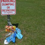 Roadside memorials represent 'somebody trying to heal'
