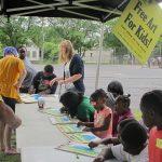 How to volunteer in June