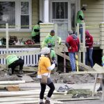 Block Build MKE repairs 30 homes on one block in Clarke Square