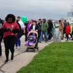 NAMI 5K walk draws hundreds to support people living with mental illness
