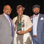 Ceceila Gore honored for efforts in African American business leadership