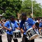 Milwaukee Juneteenth celebration draws large crowd