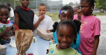 Summer food service program provides free meals for Milwaukee youth