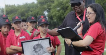 Puerto Rican Little League team visits Milwaukee in cultural exchange