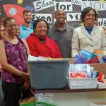 Teachers at Keefe Avenue School grateful for community-donated school supplies
