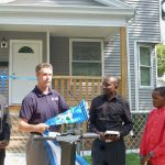 City's RICH program completes first housing rehabilitation