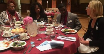 City's complex housing issues discussed at On the Table dinner