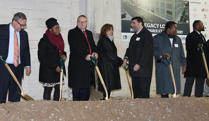 New Legacy Lofts complex sparks high hopes in Lindsay Heights community