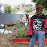 Marcus Garvey Garden founder aims to honor African-American leaders