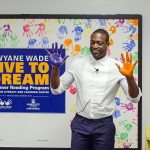 "Marquette's Dwyane Wade ""Live to Dream"" Summer Reading Program curbs summer literacy slide"