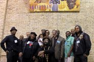 Gallery displays portraits of local figures by black artists