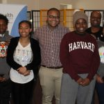 Milwaukee teens meet with filmmaker, national black health advocate
