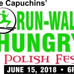 Capuchins' Run Walk for the Hungry 2018