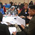 South Side residents voice concerns about law enforcement at summit