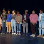 Slam poetry competition offers opportunity for teens' voices to be heard