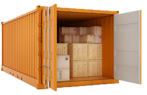 Self-Storage-Container