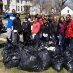 How to volunteer in April