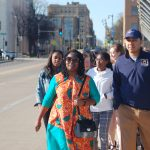 High school students follow in footsteps of open housing marchers