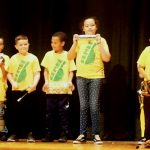 Students celebrate African and Latino cultures through drum and dance