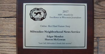 Milwaukee Neighborhood News Service wins gold for South Side taverns series