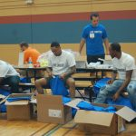 United Way hosts 'Day of Action' at Longfellow School