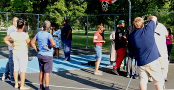 Community members demand action from city officials to improve park safety